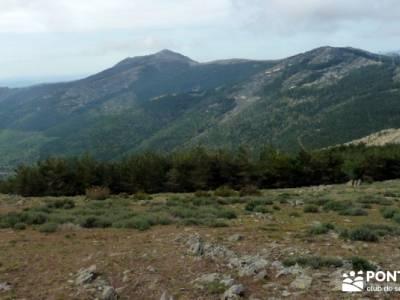 La Tornera ; Pico Porrejón – Sierra de la Puebla;excursiones senderismo madrid club montañismo m
